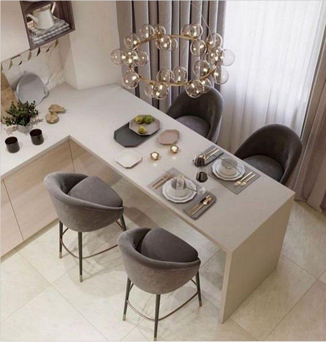 New Idee Deco Salon Cuisine