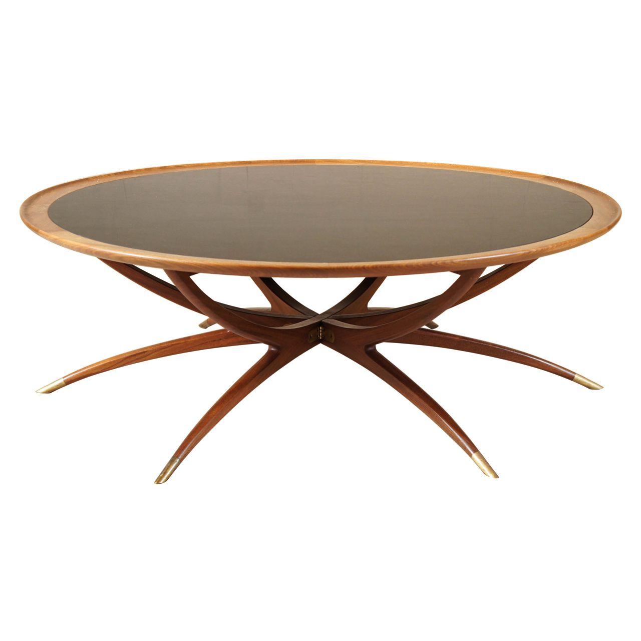 Danish Modern Spider Leg Coffee Table Mid Century Modern Coffee Table Coffee Table Table [ 1280 x 1280 Pixel ]