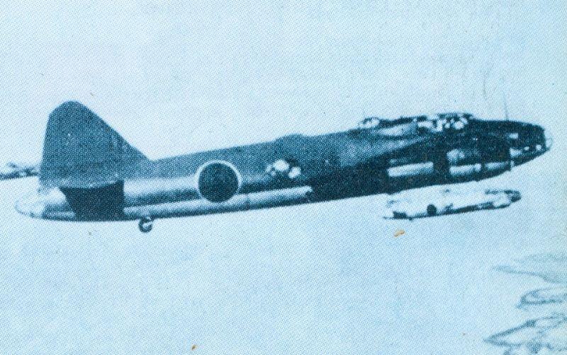 Bombarderos de la Segunda Guerra Mundial // Mitsubishi G4M - Taringa!