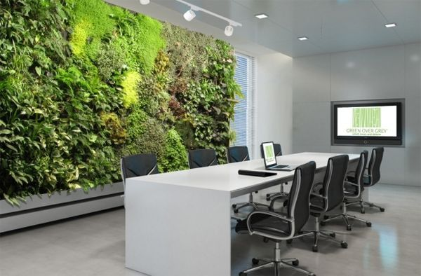Merveilleux Celebrate This Earth Day With Green Living Wall Installations For Your  Modern Interiors