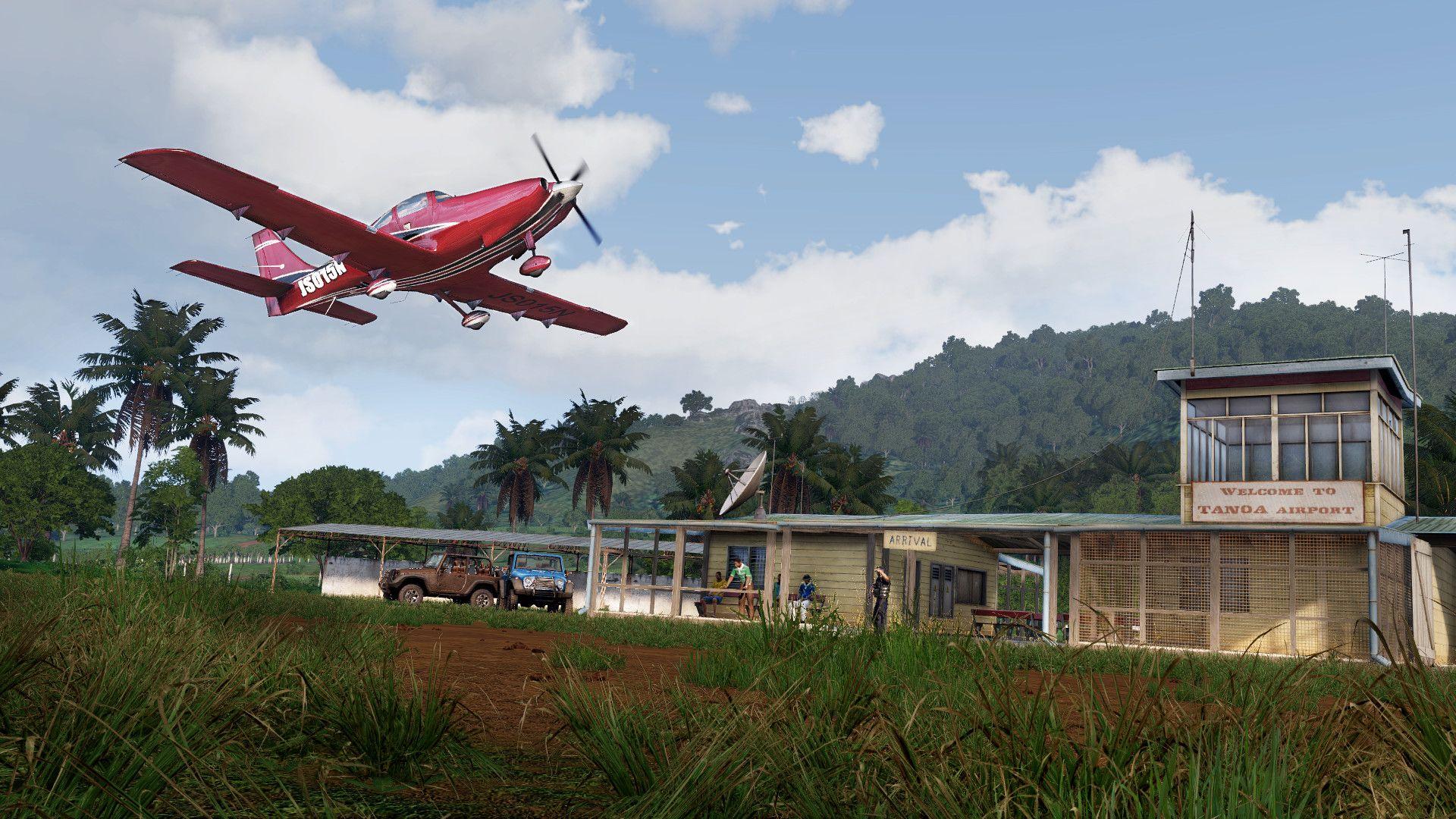 Jungle Airport An Airplane Arma 3 Apex Gaming 3d Graphics Arma 3 Apex Arma 3 Games