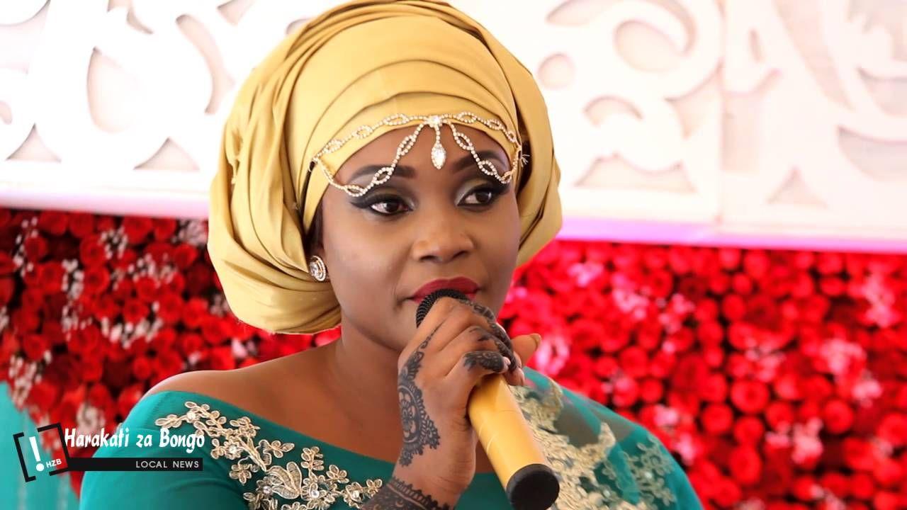 Mwanzo mwisho harusi ya Shamsa Ford na Chidi Mapenzi