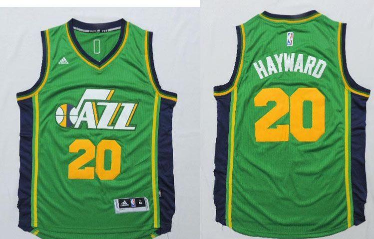 huge selection of 33838 69989 nba jerseys utah jazz gordon hayward 20 alternate replica ...