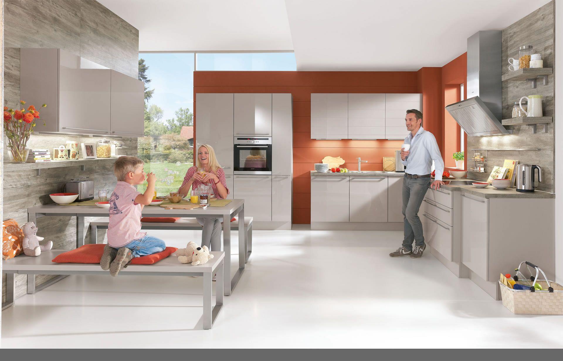 Explore Modern Kitchens, Kitchen Ideas, And More! Nobilia Küchen ...