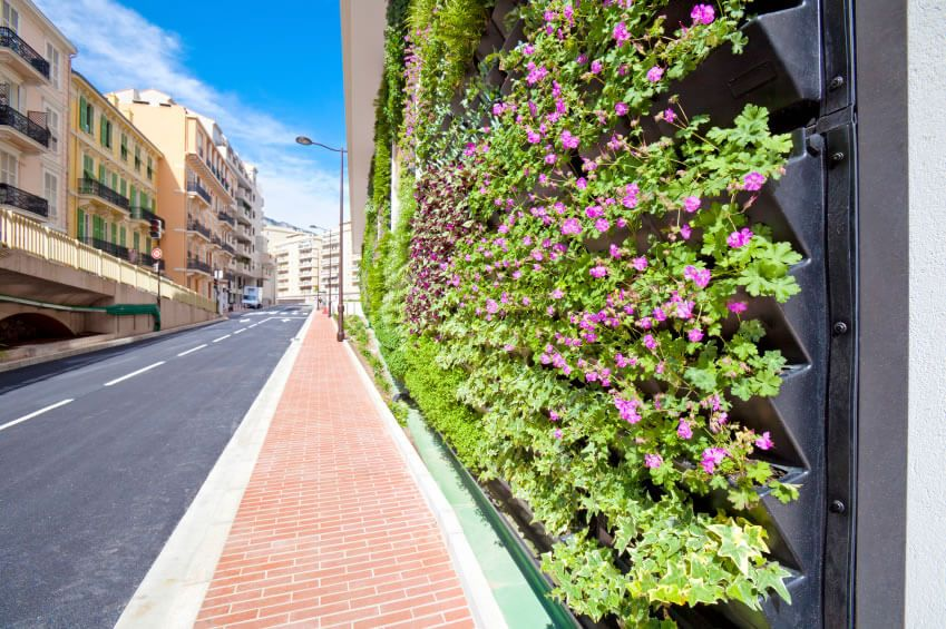 High Quality 5 Vertical Garden Densely Populated Urban Areas Are Perfect For Vertical  Gardening. Though