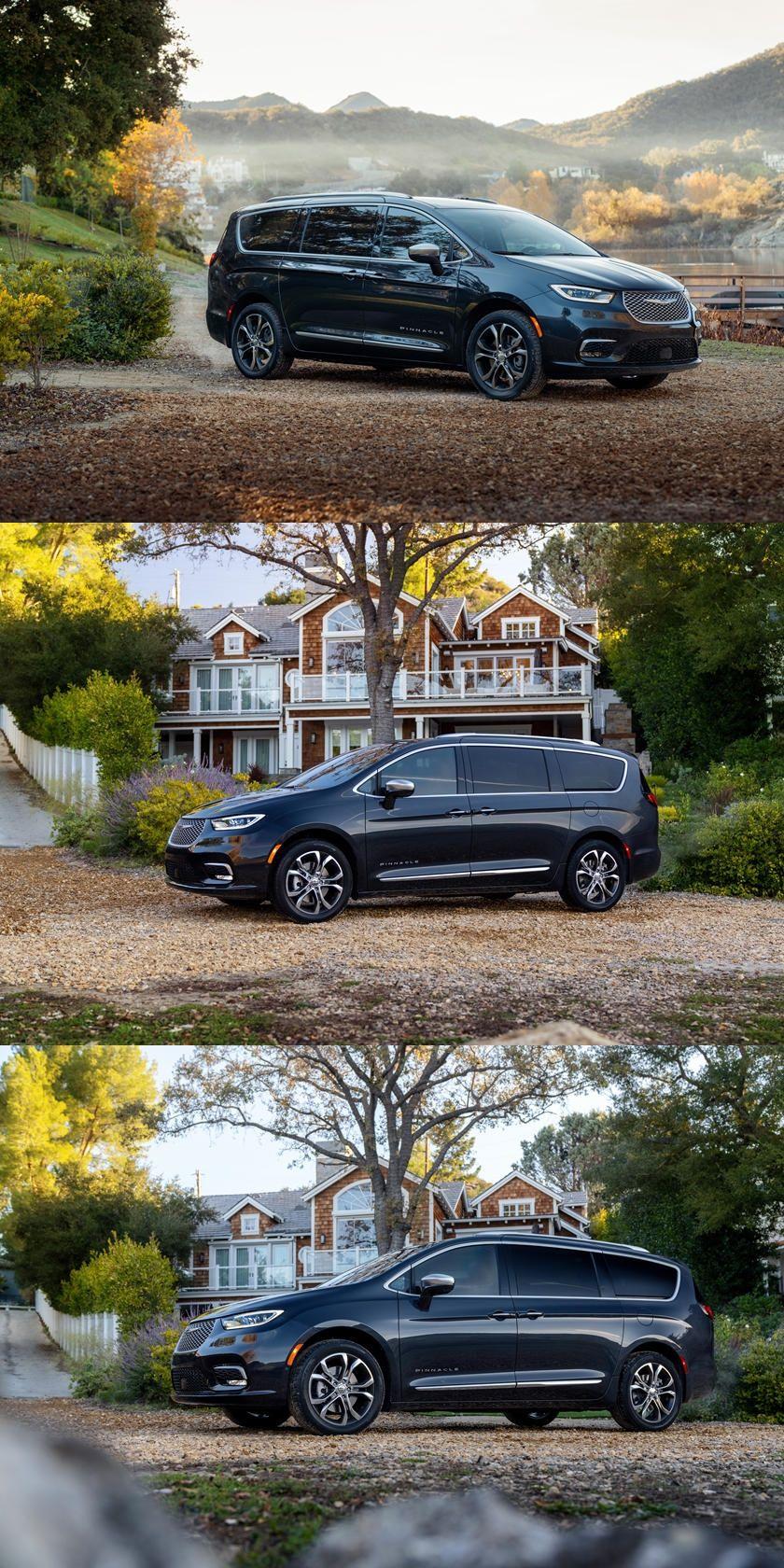 2021 Chrysler Pacifica Arrives Ready For Winter In 2020 Chrysler
