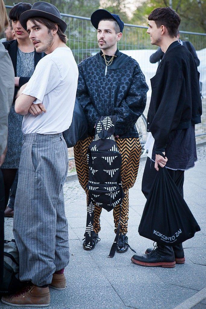 They Are Wearing: Berlin Gallery Weekend - Slideshow