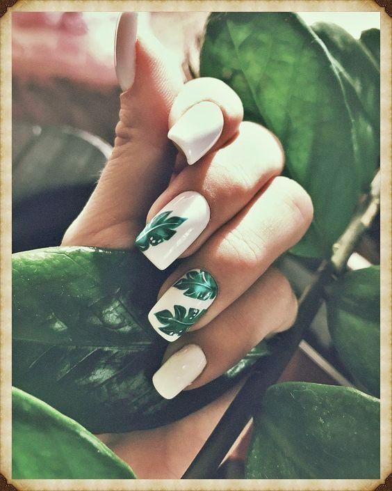 35+ beeindruckende und wunderschöne Nail Art für diesen Winter * 2