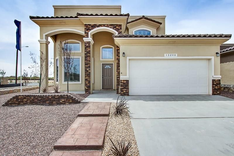 808 Woodmanstone Rd El Paso Tx 79938 Home For Sale Exp Realty The Agent Owned Cloud Brokerage Get A Piece Of The Ameri Realty Horizon City House Styles