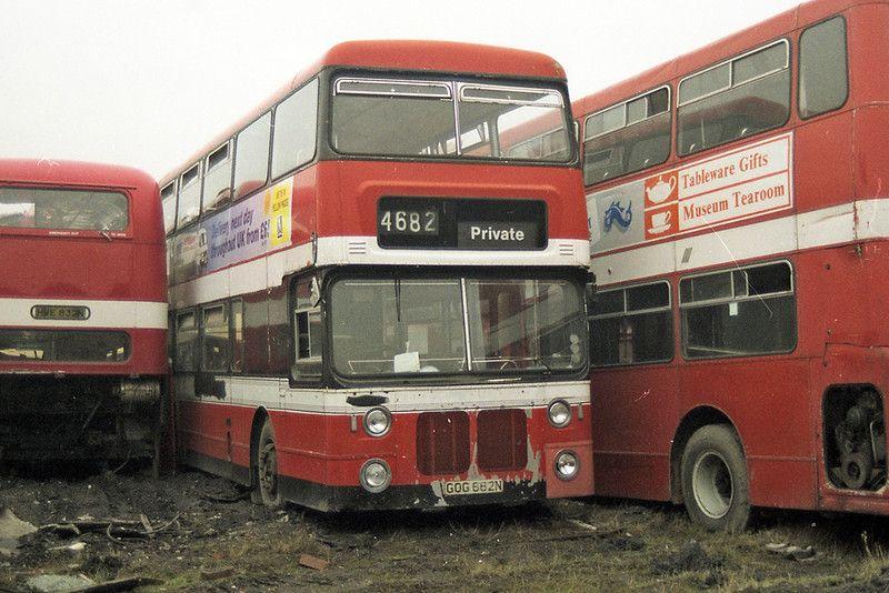 SCRAPYARDS BUS BREAKERS - STUART | Bus, Bus coach, London bus