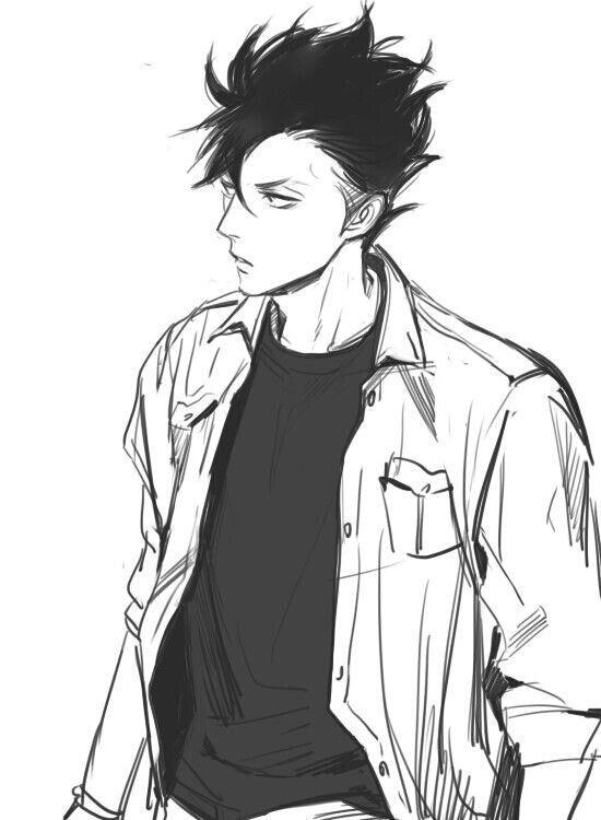 Daddy! | Kuroo Tetsurou. - Sapuluh.
