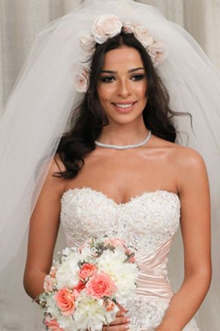 Your Bridal Beauty Inspiration Nadine Njeim
