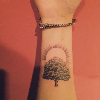. 식목일에 우리같이 나무를...
