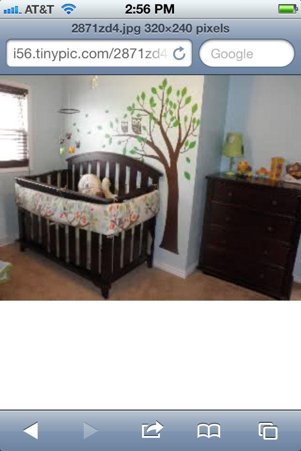 Owl themed nursery | Owl themed nursery, Baby room, Nursery