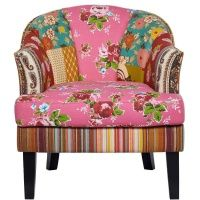 Butlers Patch Patchwork Sessel 2cute Patchwork Chair Accent