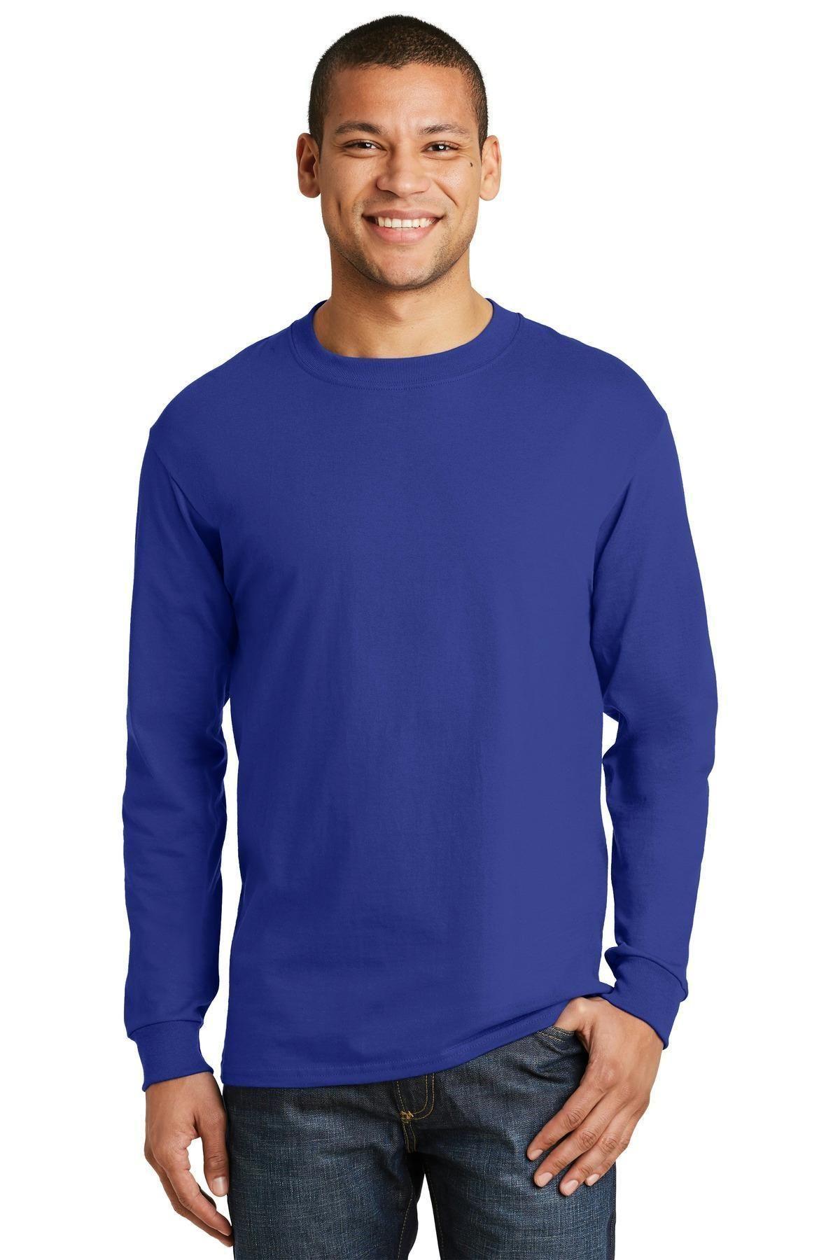 bc190d147 Hanes Mens Beefy Short Sleeve Pocket T Shirt – EDGE Engineering and ...