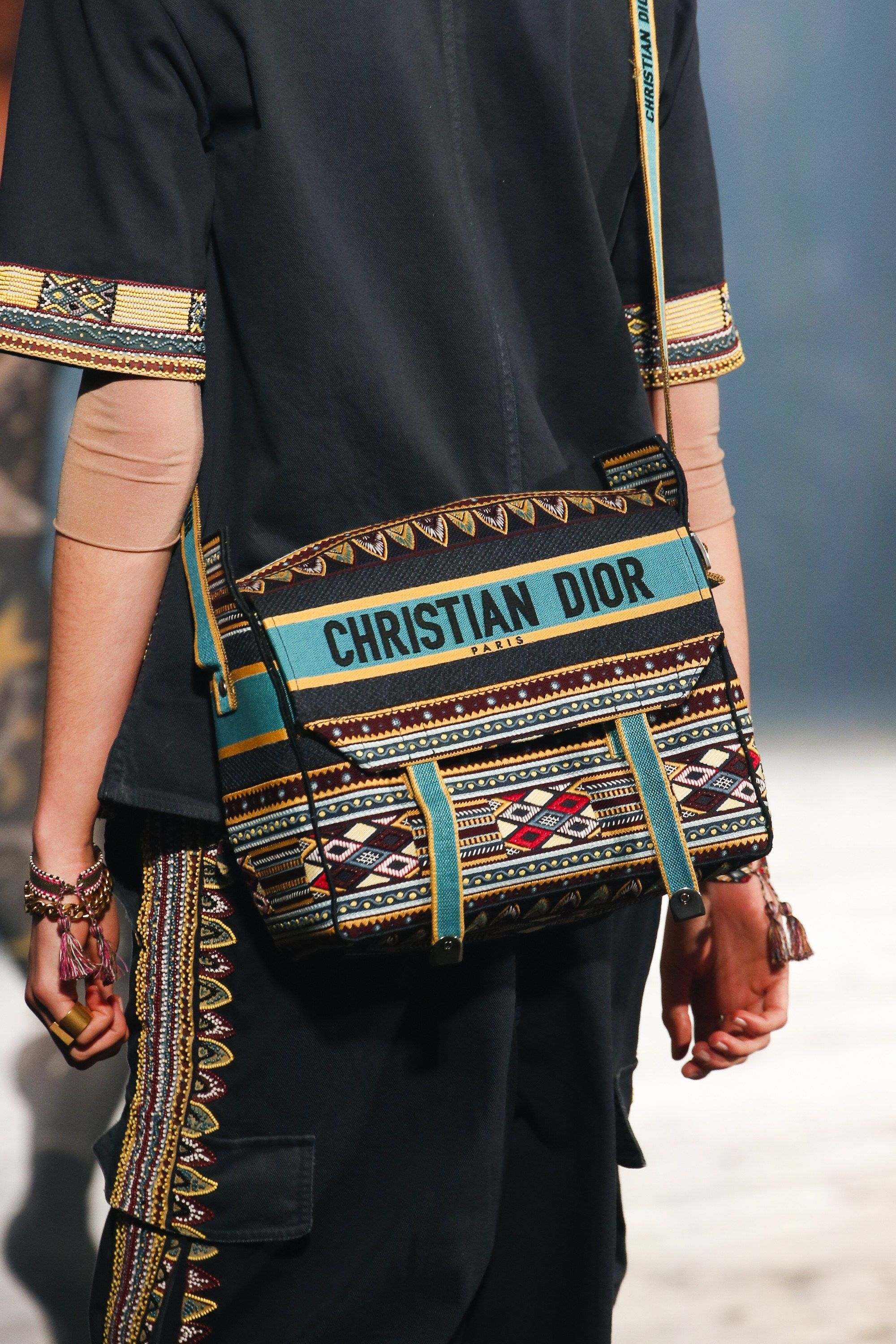 4872c2b0ade Christian Dior Spring 2019 Ready-to-Wear Fashion Show in 2019 ...