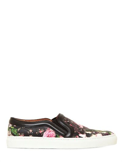 b2eb5c5ac6 info  ashleesloves.com  GIVENCHY  HighFashion  FLORAL  NAPPA  LEATHER   SNEAKERS  women s  designer  fashion  footwear  style