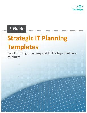 Information Technology Plan Template. plan template 47 free word ...