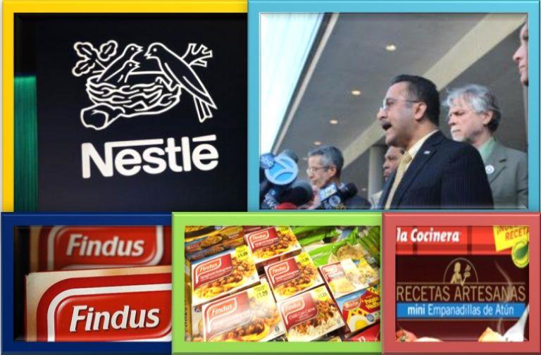 Findus Sur compra el negocio La Cocinera de Nestlé - http://notimundo.com.mx/finanzas/findus-sur-compra-el-negocio-la-cocinera-de-nestle/27142