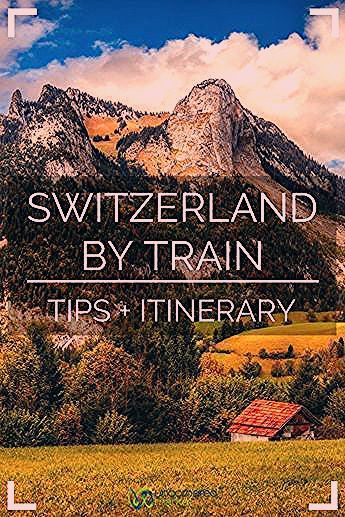 Photo of Switzerland by Train: A Mother-Daughter Journey