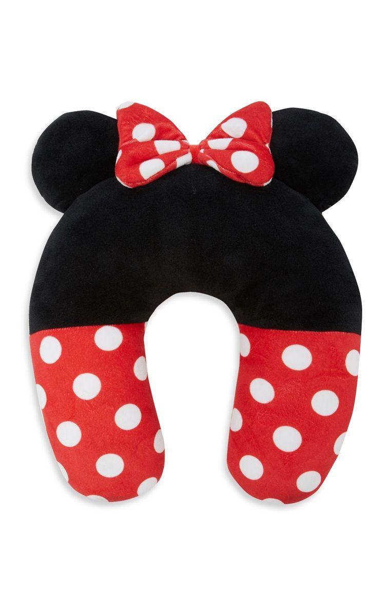 Primark - Minnie Mouse Neck Pillow | Детям. Бортики, подушки та ...