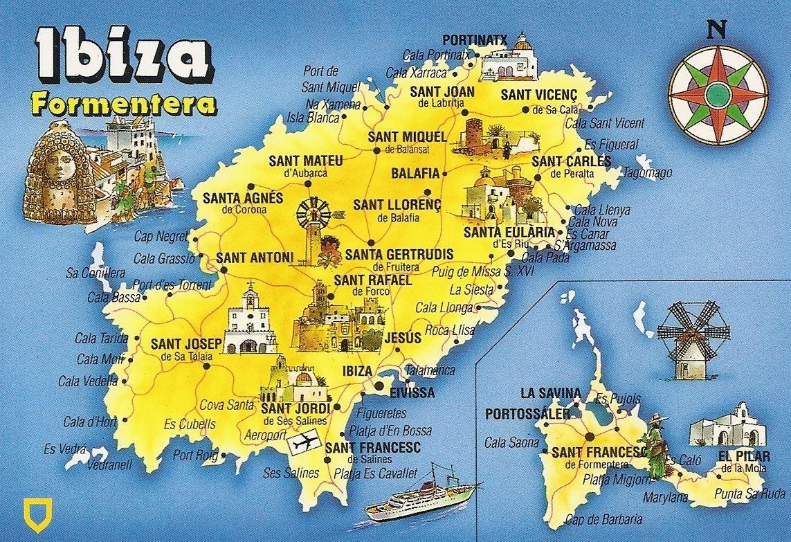 Ibiza Formentera Spain 1143783 Ibiza Ibiza beach and Ibiza