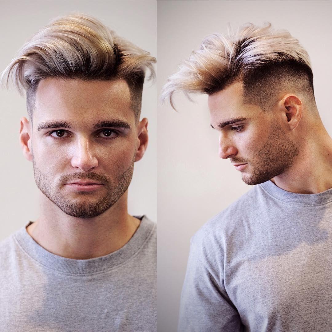 Mens haircut styles medium length the best menus haircuts  hairstyles of  ultimate roundup