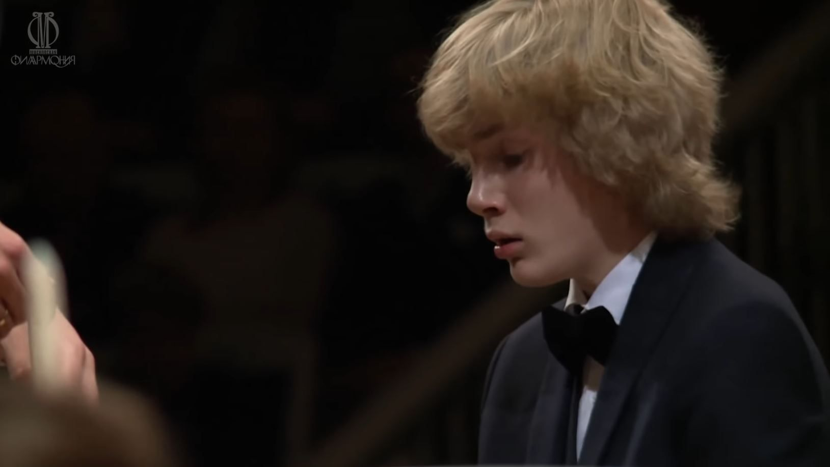 Pyotr Ilyich Tchaikovsky Piano Concerto No 1 In B Flat Minor Ivan Bessonov Russian National Youth Symphony Or Symphony Orchestra Orchestra New Year Concert