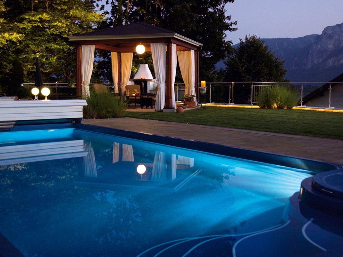 15 Wonderful Minimalist Swimming Pool Design Ideas For