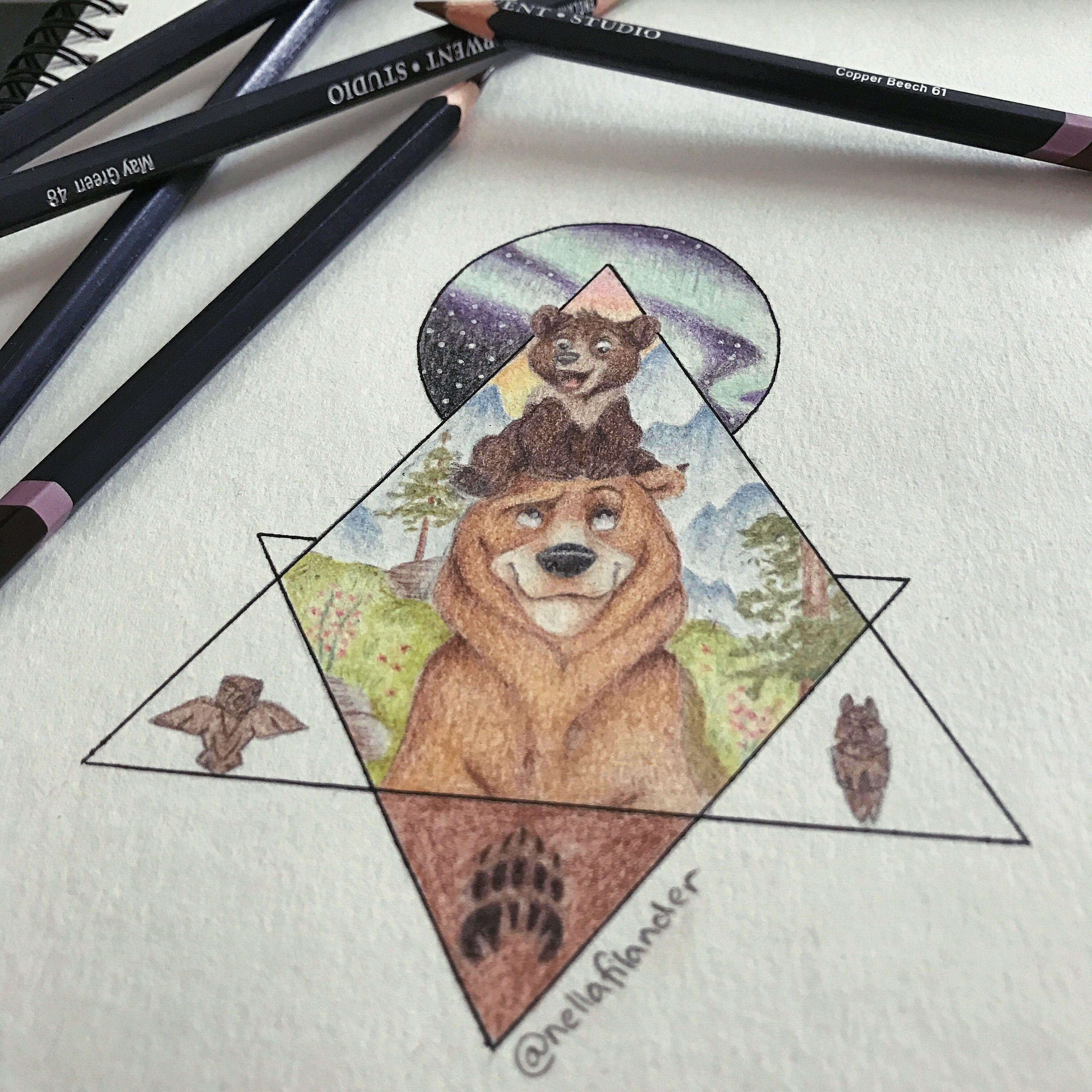 Resultado de imagem para brother bear | Hermano Oso | Pinterest ...