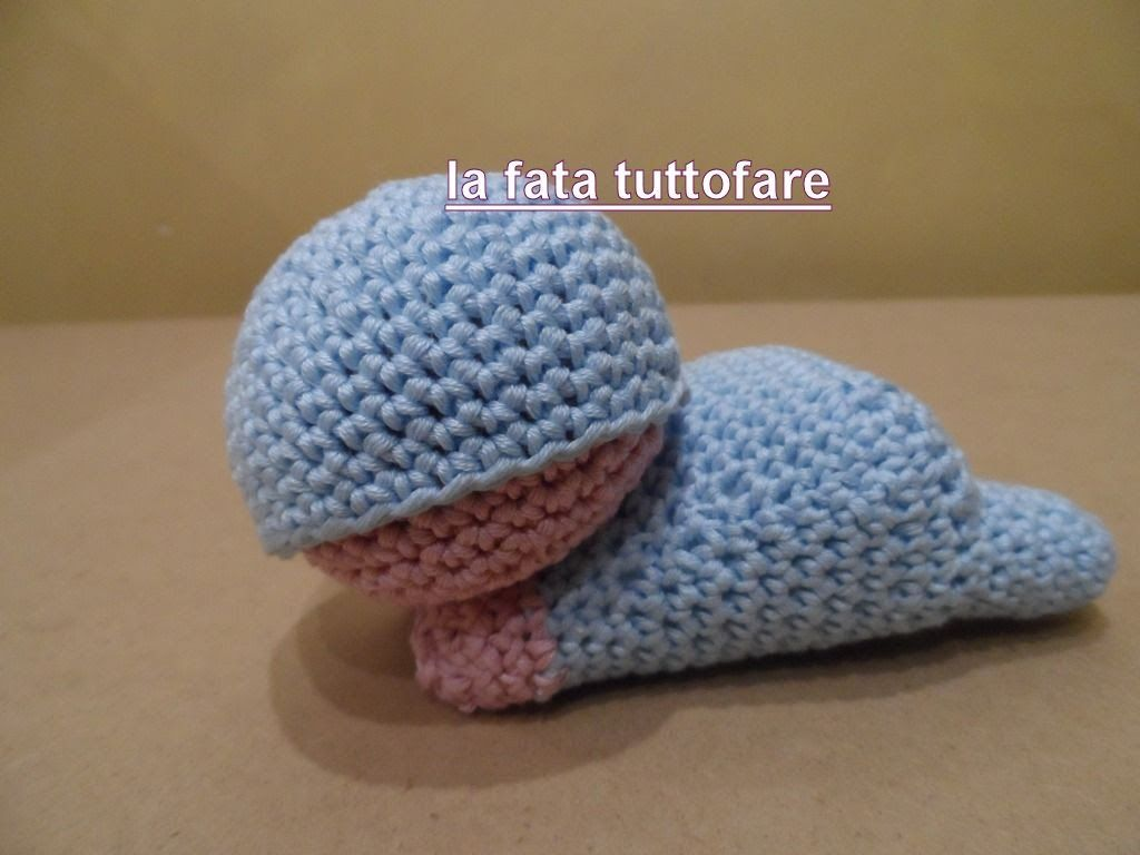 Tutorial Esfera Amigurumi : Tutorial: amigurumi bimbo che gattona crochet patterns