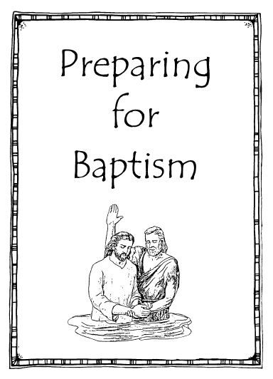 The baptism scripture charts are awesome. | Kid Stuff | Pinterest ...