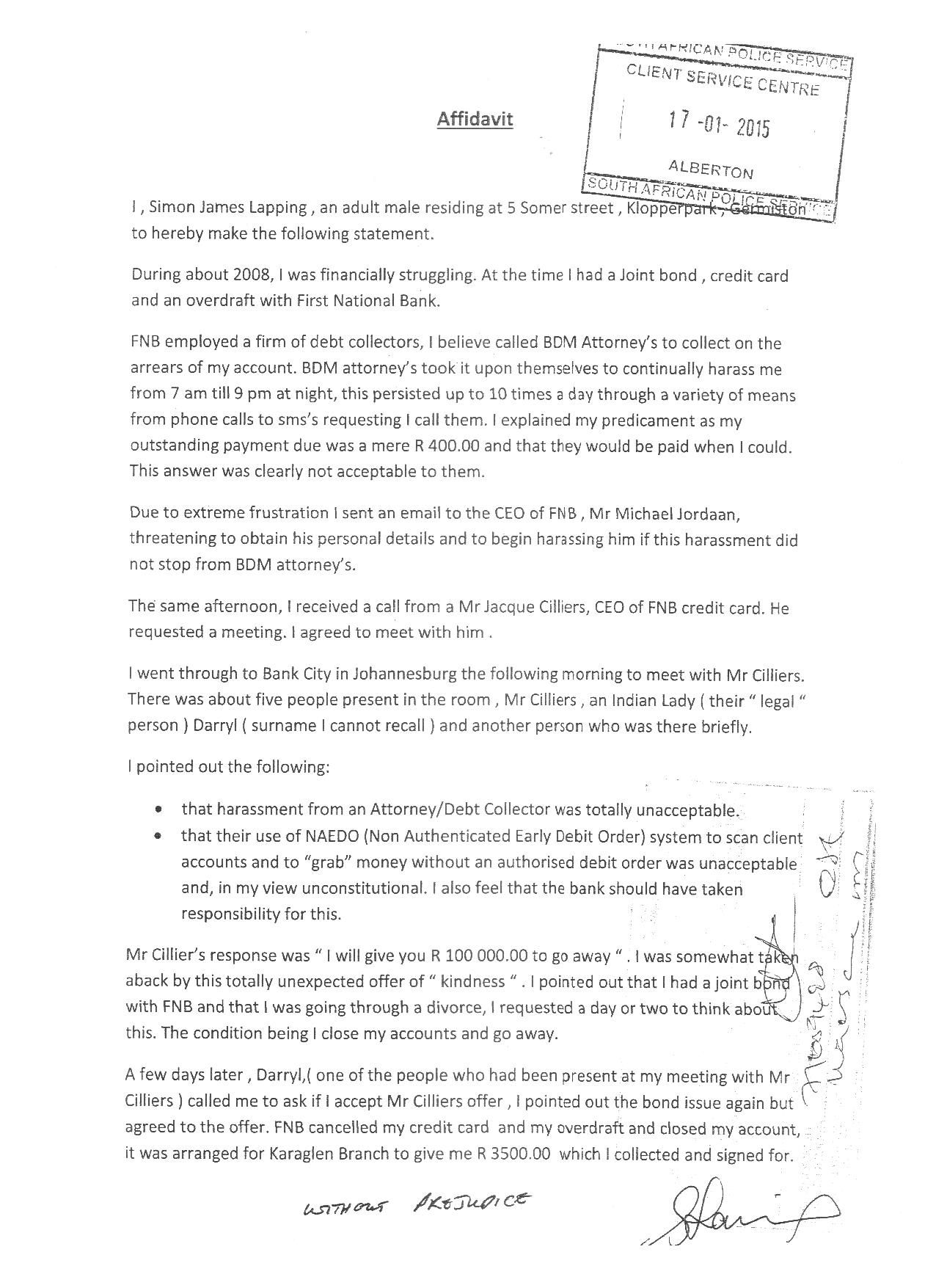 Letter For Fitness Connection Termination Sample Pldt Example Doc
