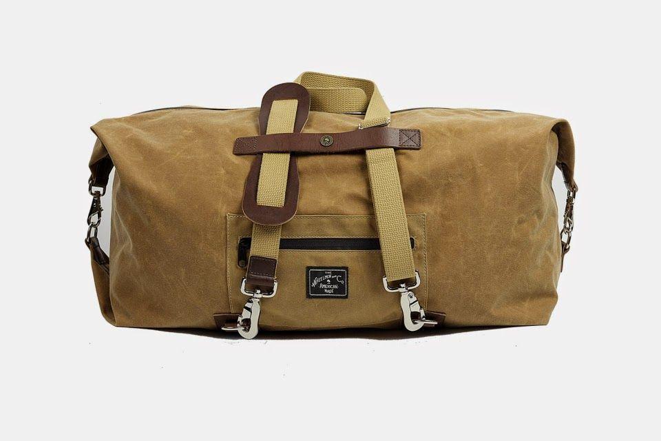 Gear: The Overman Duffle/Backpack | TheGentlemanRacer.com