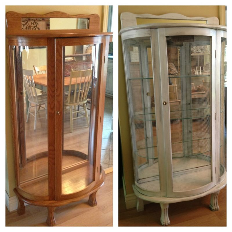 Upcycled Semi Circle Cabinets | With It For Themselves. Best Of All This  Toy Is Portable, So Great For .