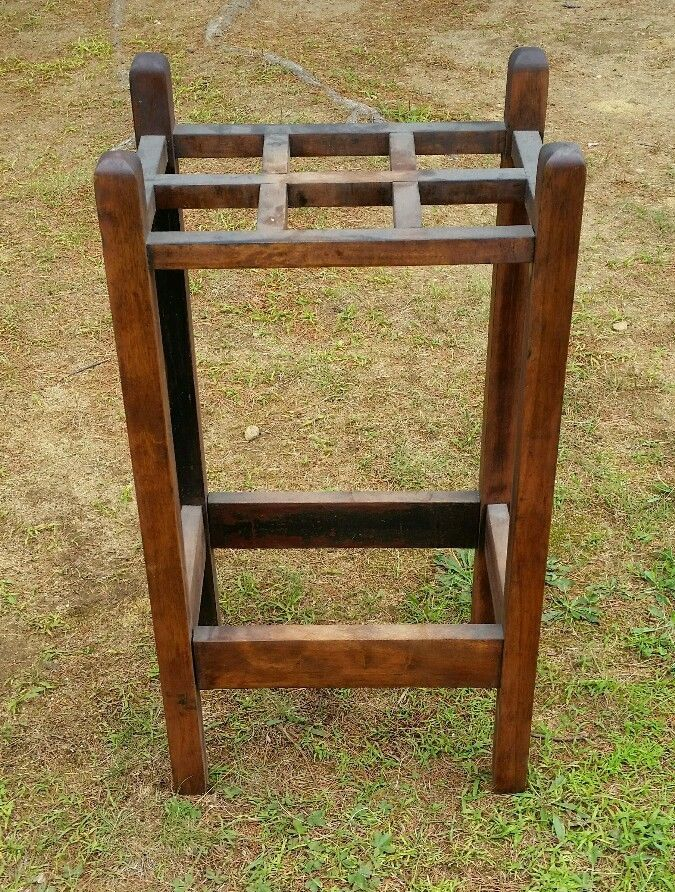 Crafts Mission Style Umbrella Stand