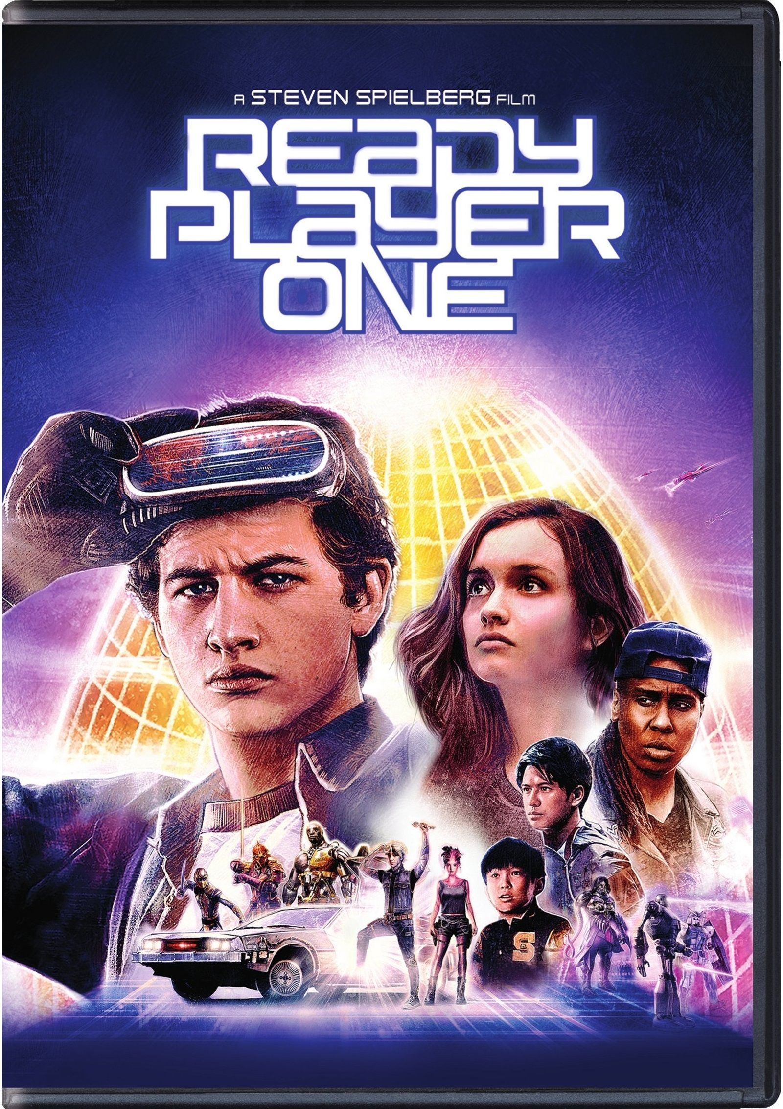 Ready Player One Special Edition Dvd Ready Player One Movie