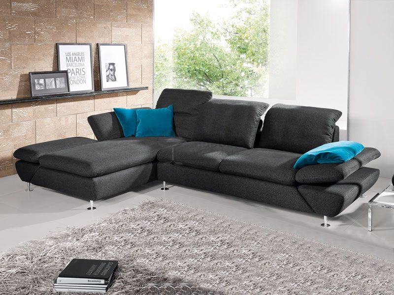 schillig willi ecksofa taoo longchair mit doppleseitenteil sofa 2 mit sitztiefenverstellung f r. Black Bedroom Furniture Sets. Home Design Ideas