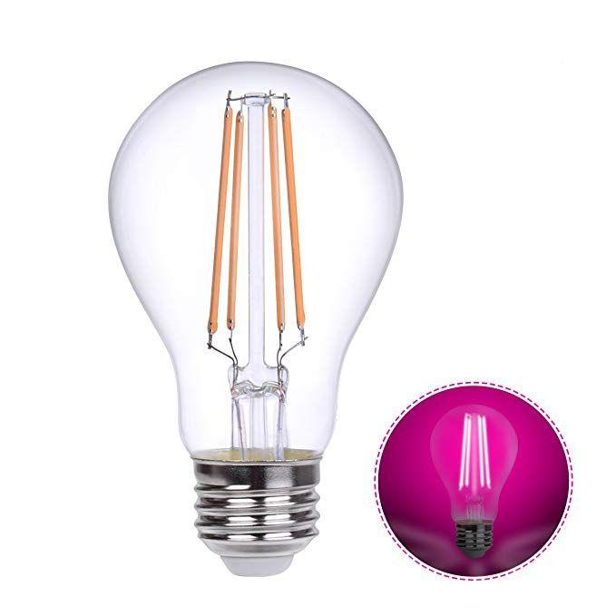 Amazon Com Hola Led Grow Light Bulb Full Spectrum Plant 400 x 300