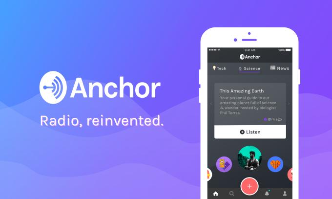 Anchor raises 10 million for podcast platform Latest