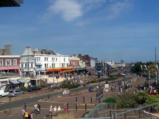 Southend-on-Sea - Wikipedia