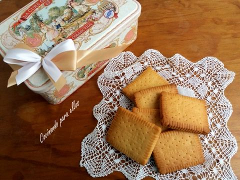 Cocinando para ellos galletas de mantequilla francesas o - Cocinando para ellos ...