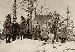The World's Best Photos of saami and tent - Flickr Hive Mind