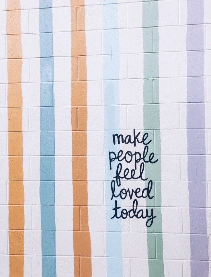 Evelyn Henson mural! | Happy words, Inspirational quotes