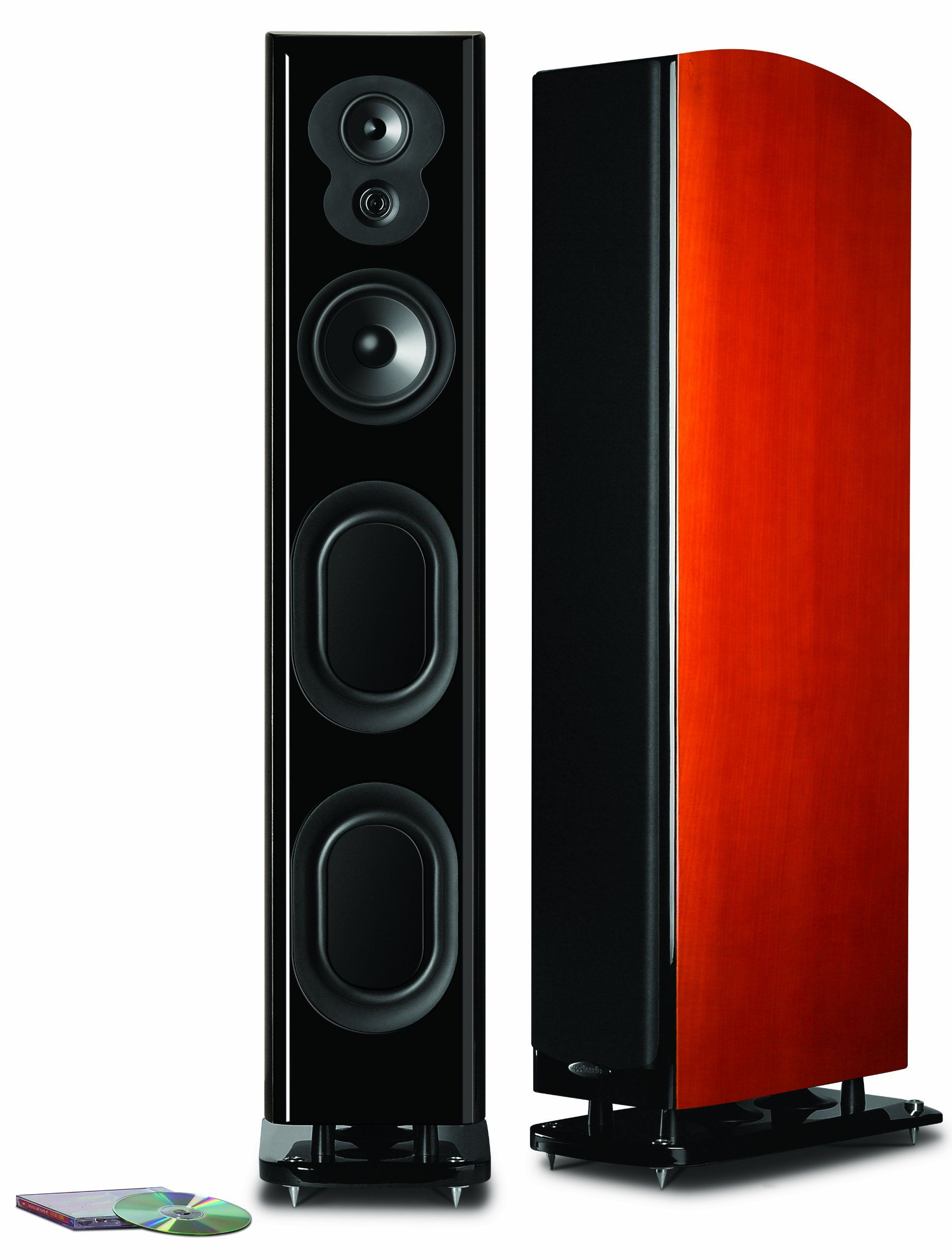 Polk Audio LSiM 707 Loudspeaker (Mt. Vernon Cherry, Each) 2'100.00€