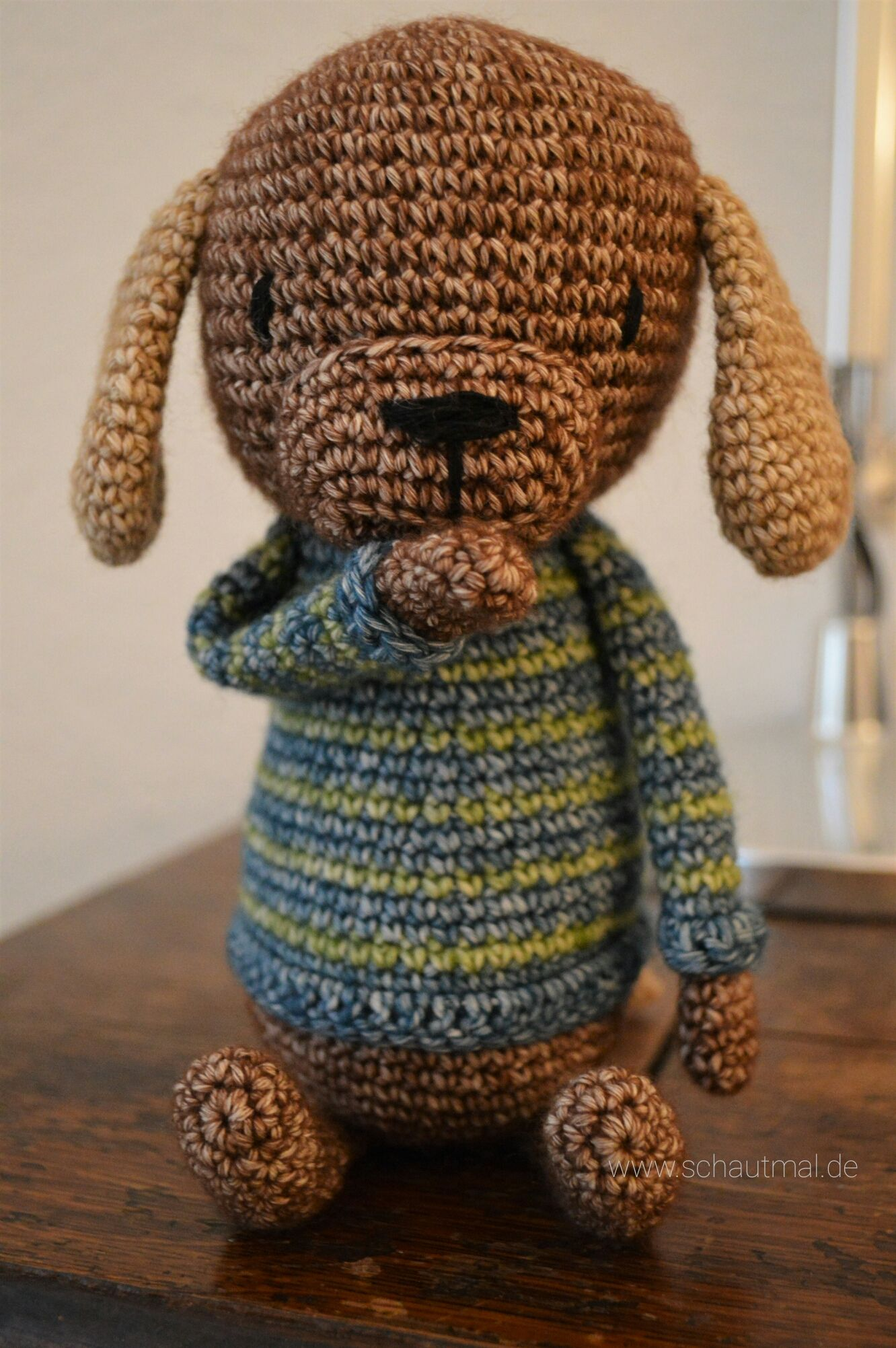 Nice Stricken Hund Hutmuster Collection - Decke Stricken Muster ...