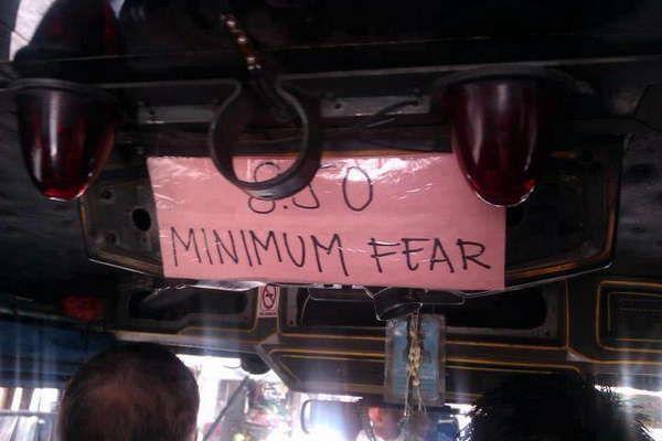 You Fail Sign