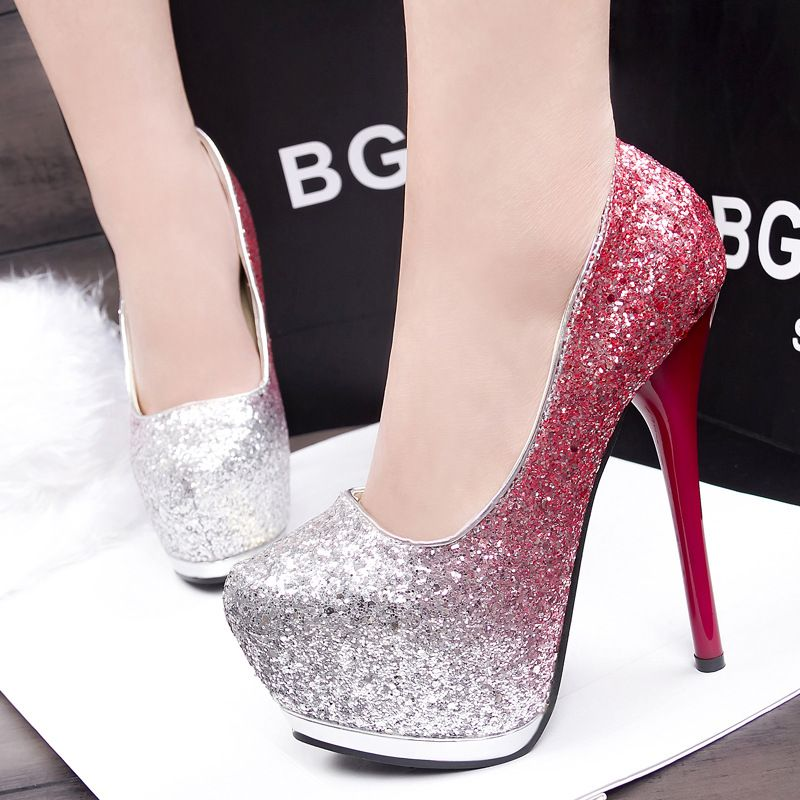 df6f94bf2e Popular Glam High Heels-Buy Cheap Glam High Heels lots from China ...