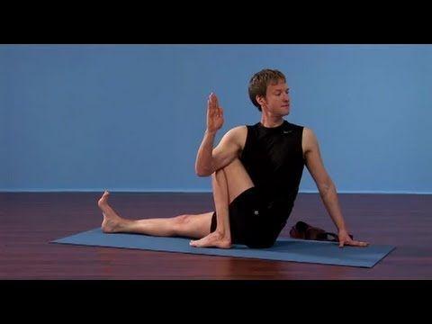 beginner's yoga 15minute relaxing practice from yoga